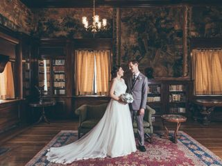 The wedding of Chris and Thalia