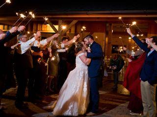 The wedding of Madison and Craig 1