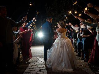 The wedding of Madison and Craig 2