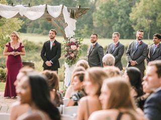 The wedding of Barbara and Samuel 1