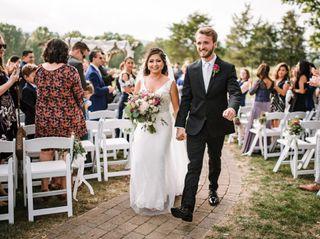 The wedding of Barbara and Samuel 2
