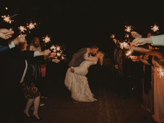 The wedding of Chelsea and Kevin 3
