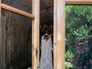 The wedding of Caitie and Bobby 1