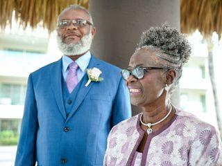 The wedding of Tahirah and Jonathan 1