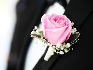 The wedding of Tahirah and Jonathan 2