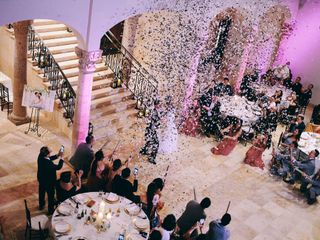 The wedding of Vince and Kristine 1