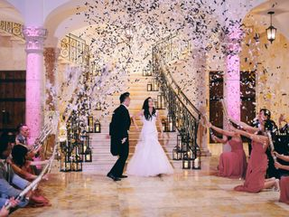 The wedding of Vince and Kristine 2