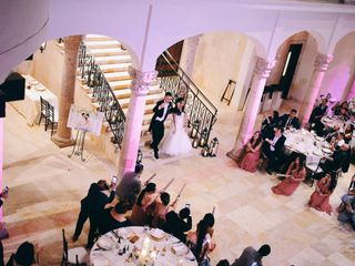 The wedding of Vince and Kristine 3