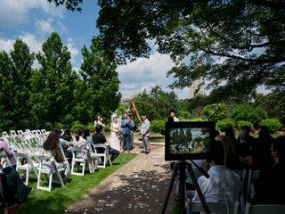 The wedding of Yuanyuan and Simon 1