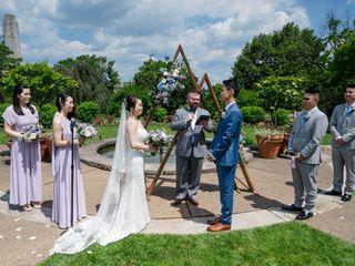 The wedding of Yuanyuan and Simon 2