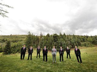 Cate and Craig's Wedding in Park City, Utah 9