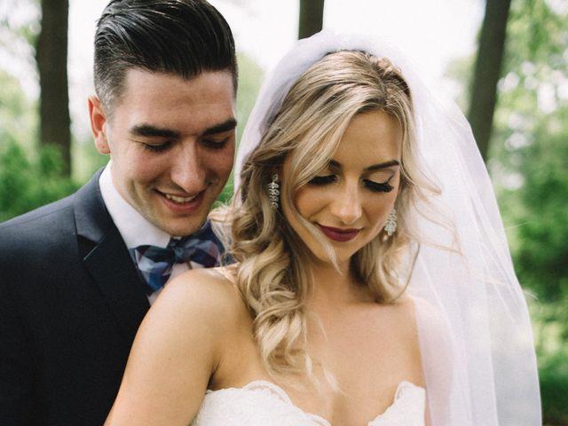 Ashton and Sadie's Wedding in Shelby, Michigan 3