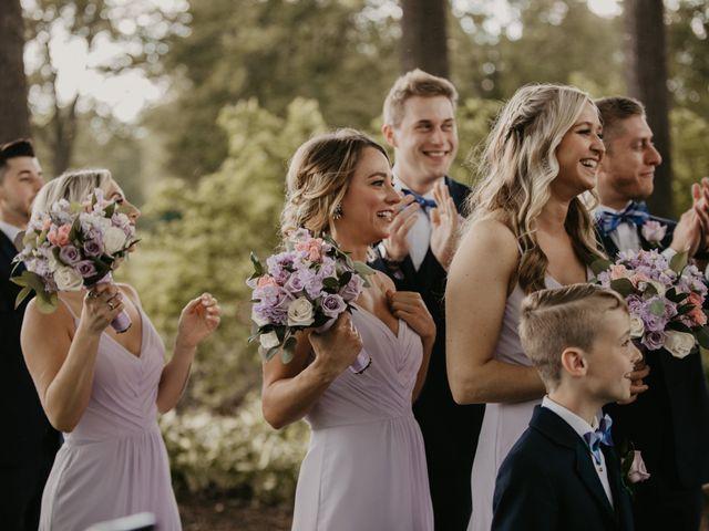 Ashton and Sadie's Wedding in Shelby, Michigan 6