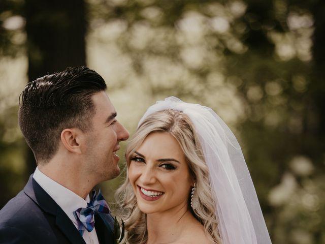 Ashton and Sadie's Wedding in Shelby, Michigan 7