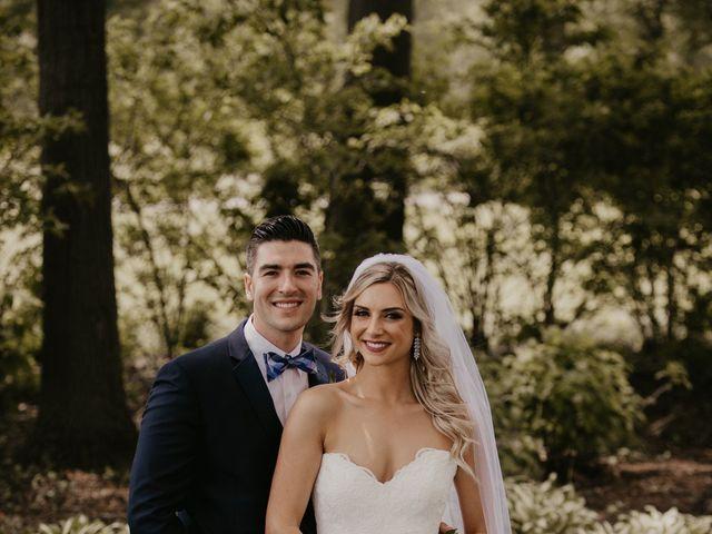 Ashton and Sadie's Wedding in Shelby, Michigan 9