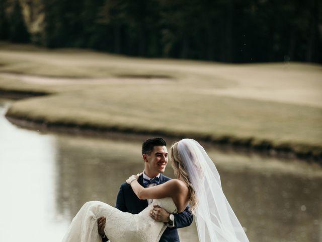 Ashton and Sadie's Wedding in Shelby, Michigan 13
