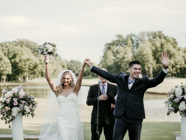 Ashton and Sadie's Wedding in Shelby, Michigan 20