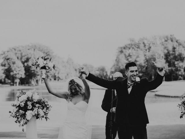Ashton and Sadie's Wedding in Shelby, Michigan 21