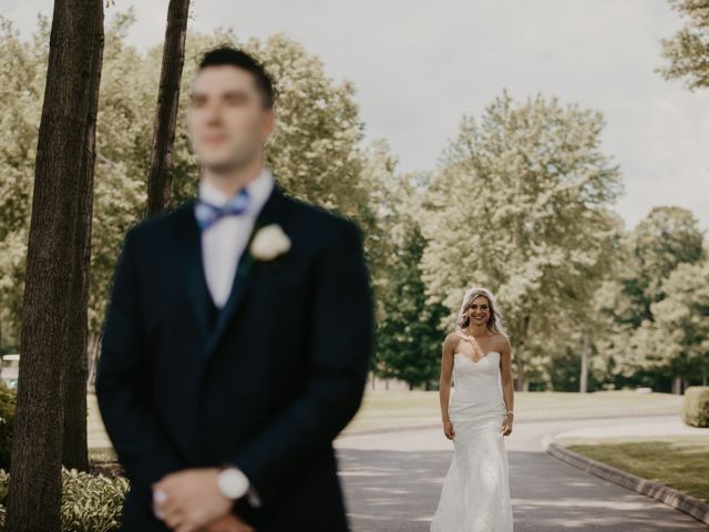 Ashton and Sadie's Wedding in Shelby, Michigan 39