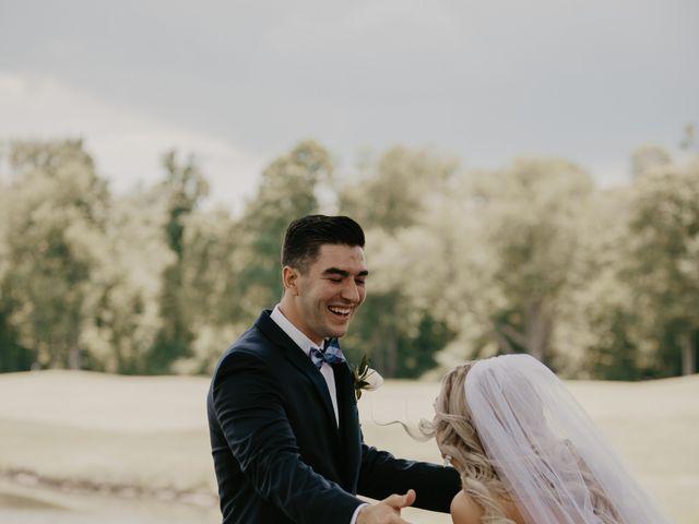 Ashton and Sadie's Wedding in Shelby, Michigan 40