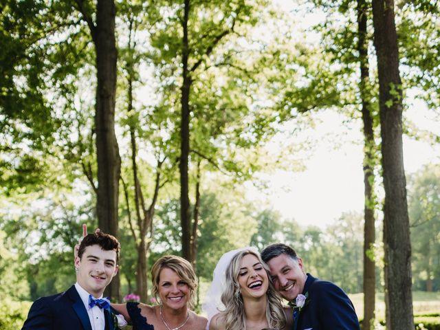 Ashton and Sadie's Wedding in Shelby, Michigan 45