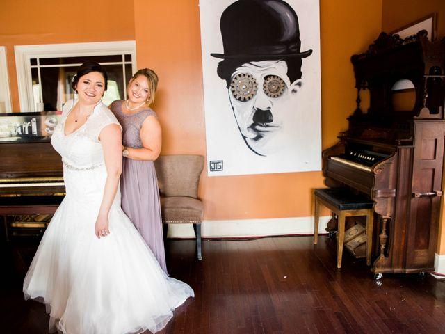 Zach and Becki's Wedding in Marietta, Georgia 4