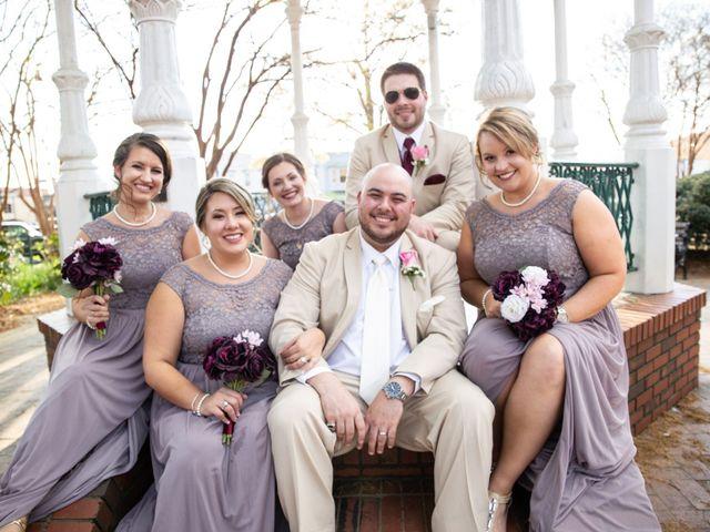 Zach and Becki's Wedding in Marietta, Georgia 6