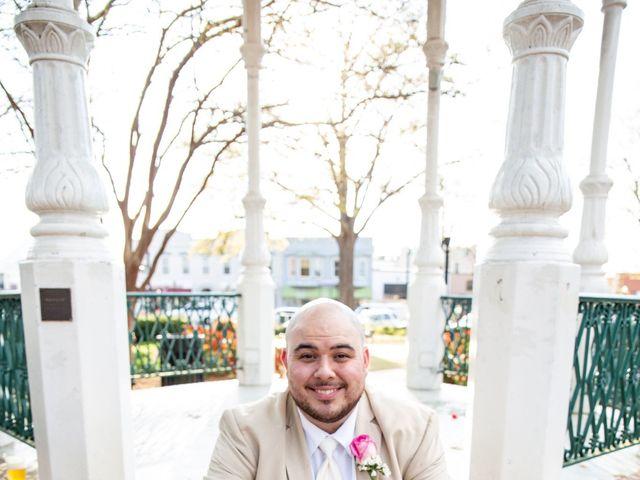 Zach and Becki's Wedding in Marietta, Georgia 7