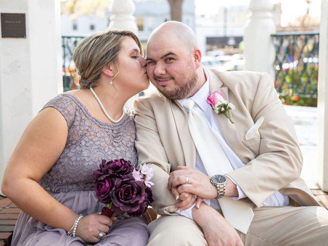 Zach and Becki's Wedding in Marietta, Georgia 8