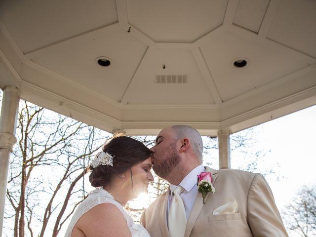 Zach and Becki's Wedding in Marietta, Georgia 9