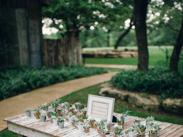 Chase and Diane's Wedding in Austin, Texas 8