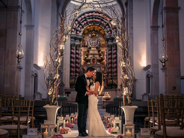 The wedding of Saloni and Brian