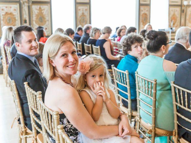 Thalia and Chris's Wedding in Washington, District of Columbia 26