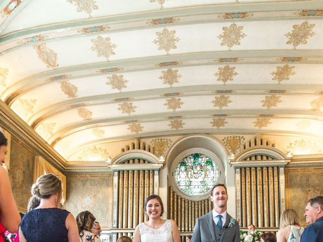 Thalia and Chris's Wedding in Washington, District of Columbia 37