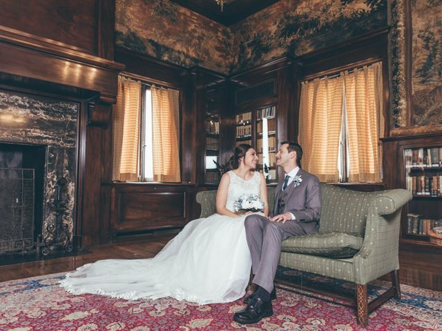 Thalia and Chris's Wedding in Washington, District of Columbia 45