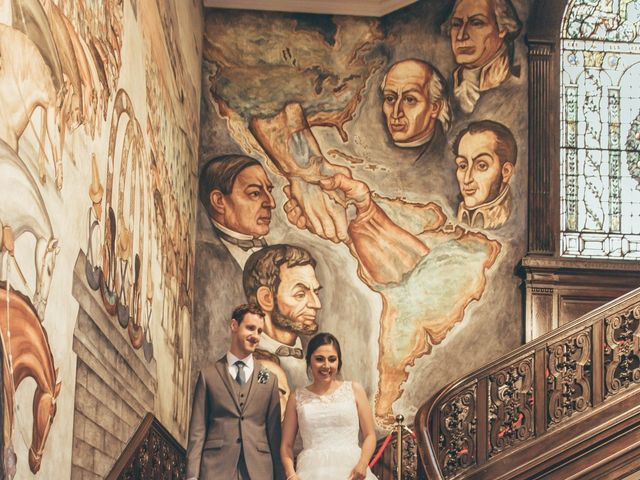 Thalia and Chris's Wedding in Washington, District of Columbia 52