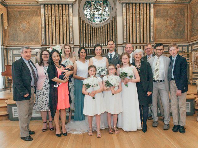 Thalia and Chris's Wedding in Washington, District of Columbia 56