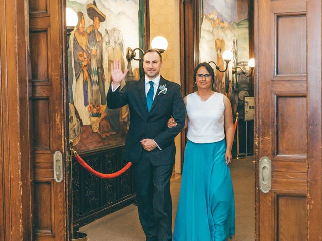 Thalia and Chris's Wedding in Washington, District of Columbia 60