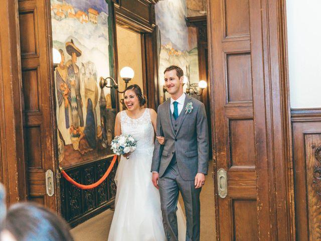 Thalia and Chris's Wedding in Washington, District of Columbia 61