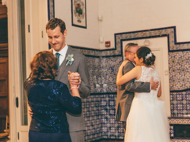 Thalia and Chris's Wedding in Washington, District of Columbia 77