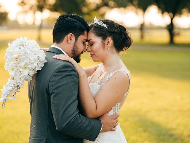The wedding of Jeny and Jairo