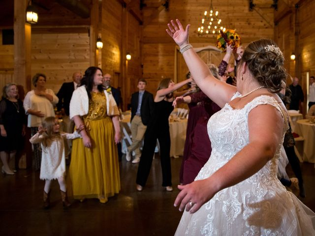 Craig and Madison's Wedding in Simpsonville, South Carolina 5