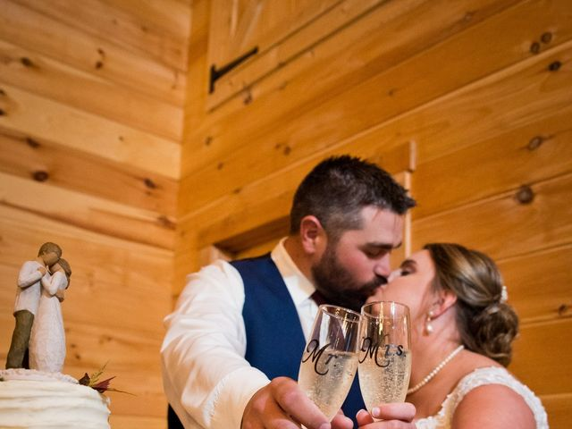 Craig and Madison's Wedding in Simpsonville, South Carolina 8