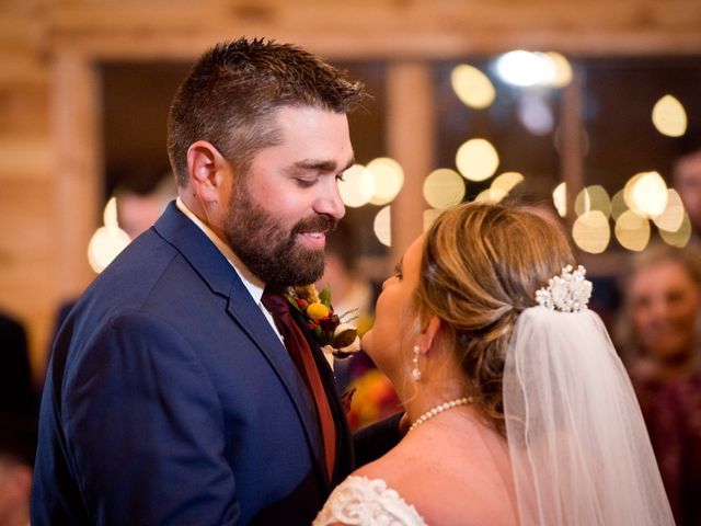 Craig and Madison's Wedding in Simpsonville, South Carolina 9