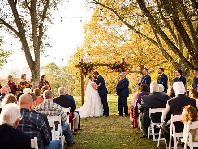 Craig and Madison's Wedding in Simpsonville, South Carolina 11