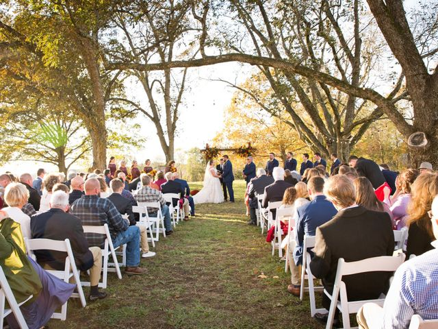 Craig and Madison's Wedding in Simpsonville, South Carolina 13