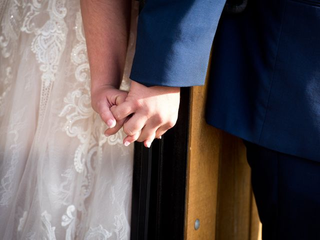 Craig and Madison's Wedding in Simpsonville, South Carolina 16