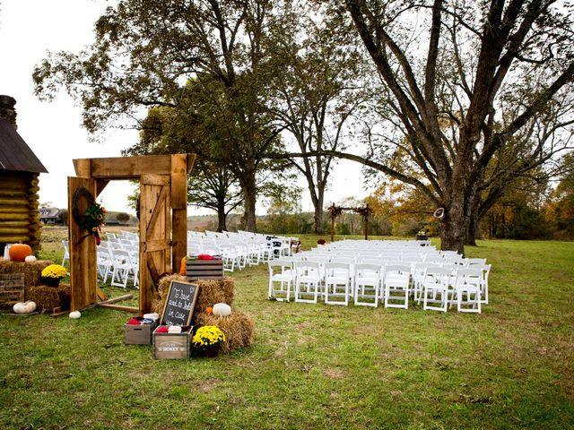 Craig and Madison's Wedding in Simpsonville, South Carolina 24