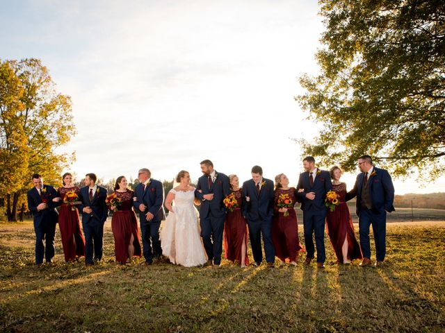 Craig and Madison's Wedding in Simpsonville, South Carolina 31