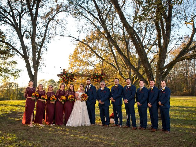 Craig and Madison's Wedding in Simpsonville, South Carolina 32